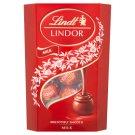 Lindt Lindor tejcsokoládé praliné lágyan olvadó töltelékkel 200 g