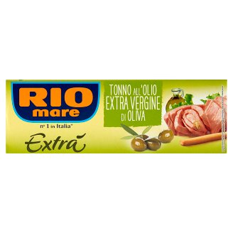 Rio Mare Extra Tuna Piece in Extra Virgin Olive Oil 3 x 80 g