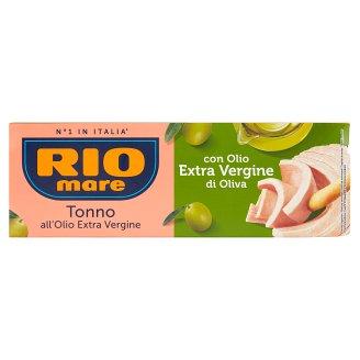 Rio Mare Extra tonhaldarab extra szűz olívaolajban 3 x 80 g