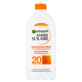 Garnier Ambre Solaire naptej SPF 20 400 ml