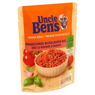 Uncle Ben's Parboiled Rice with Tomato and Basil 250 g