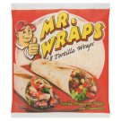 Mr. Wraps Flour Tortilla Wraps 8 pcs 340 g