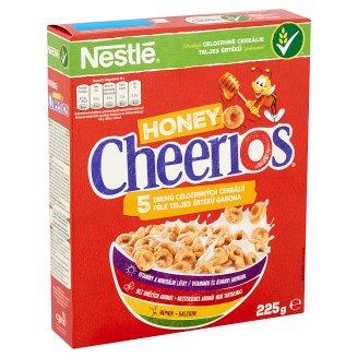 Nestlé Cheerios mézes, ropogós gabonakarika 225 g