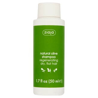 Ziaja Olive Regenerating Shampoo for Dry, Damaged Hair 50 ml