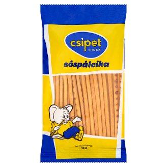 Csipet Snack Salted Sticks 45 g