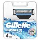 Gillette Mach3 Start Men's Razor Blades, 4 Refills