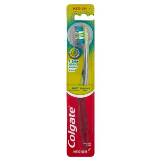 Colgate 360° Advanced Whole Mouth Health Medium Toothbrush