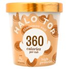 Halo Top Cinnamon Roll Flavoured Ice Cream with Sugar and Sweeteners 473 ml