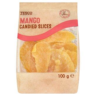 Tesco cukrozott, aszalt mangó 100 g
