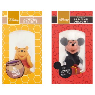 Disney Almond Figure with Sweeteners 30 g