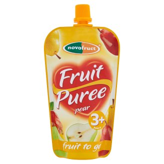 Novofruct Pear Puree 3+ Years 120 g