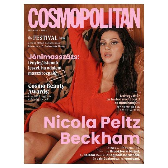 Cosmopolitan havonta megjelenő női magazin