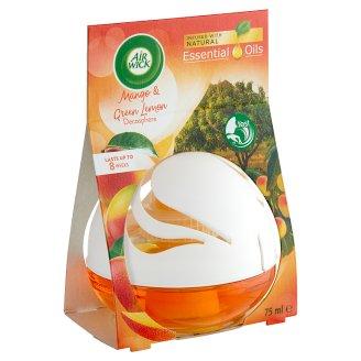 Air Wick Trópusi Mangó és Zöld Citrom légfrissítő gömb 75 ml