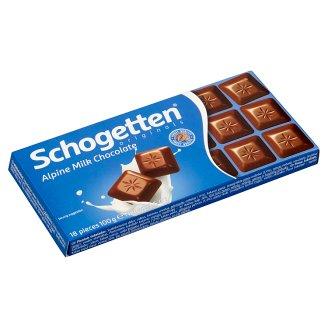 Schogetten Alpine Milk Chocolate 100 g