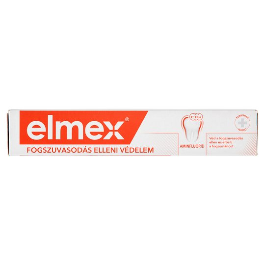 elmex Caries Protection Toothpaste with Fluoride 75 ml