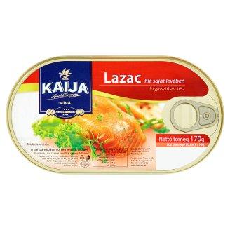 Kaija Salmon Fillet in Brine 170 g