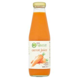 Tesco Organic Carrot Juice 500 ml