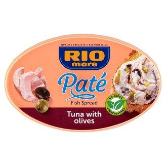 Rio Mare Paté Rustico Tuna Pate with Olives 115 g