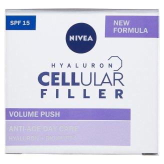 NIVEA Cellular Anti-Age feltöltő nappali arckrém SPF 15 50 ml