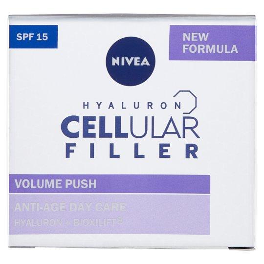 NIVEA Hyaluron Cellular Filler Volume Filling Day Cream SPF 15 50 ml