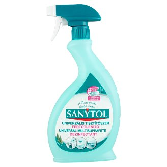 Sanytol fertőtlenítő univerzális tisztítószer eukaliptusz illattal 500 ml