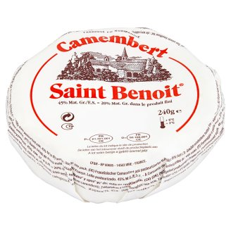 Saint Benoit Camembert Cheese 240 g
