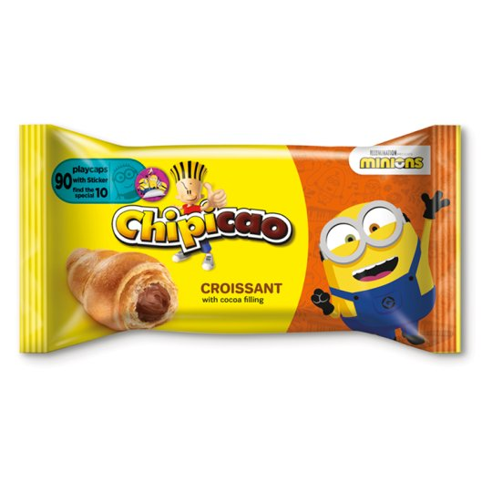 Chipicao Croissant with Cocoa Filling 60 g