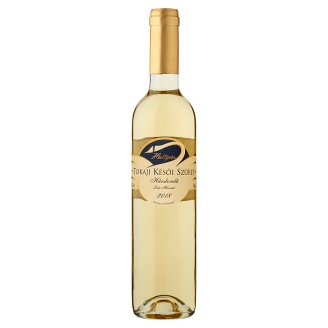 Hattyús Tokaji Hárslevelű Late Harvest Sweet White Wine 12,5% 500 ml