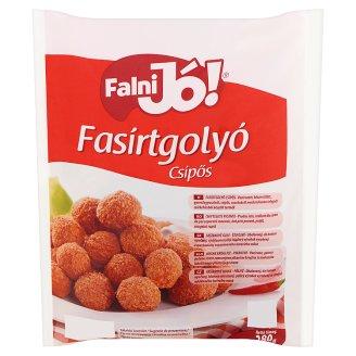 Falni Jó! Ready-Fried Quick-Frozen Hot Meat Balls 380 g
