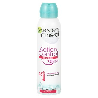 Garnier Mineral Action Control Thermic 72h Anti-Perspirant Deodorant 150 ml