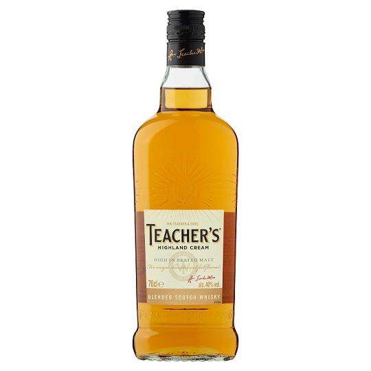 Teacher's Scotch Whisky 40% 0,7 l