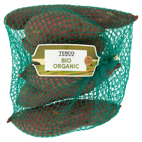 Tesco Organic Sweet Potatoes 750 g