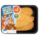 Friss csirke mellfilé hagyományos panírban 450 g