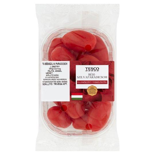Tesco Baby Plum Tomato 250 g