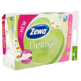 Zewa Deluxe Camomile Comfort toalettpapír 3 rétegű 24 tekercs
