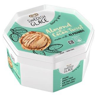 Swedish Glace laktózmentes, mandula alapú vanília-kakaó ízű jégkrém 750 ml
