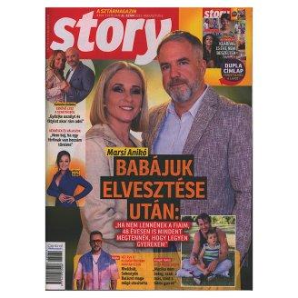 Story a sztár magazin hetente megjelenő női magazin