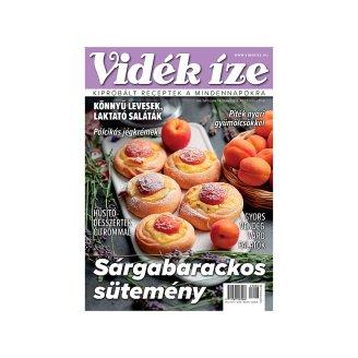Vidék íze havonta megjelenő gasztronómiával foglalkozó magazin