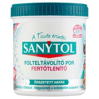 Sanytol fertőtlenítő folteltávolító por 450 g