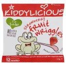 Kiddylicious almás epres rágócsíkok 12 hónapos kortól 12 g