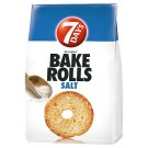 7DAYS Bake Rolls Bread Crisps with Salt 80 g