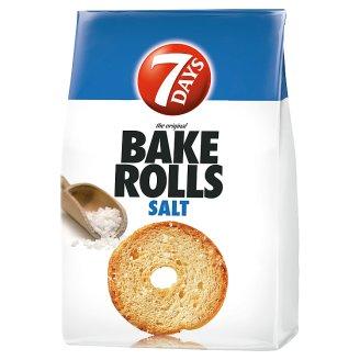 7DAYS Bake Rolls Bread Crisps with Salt 80 g