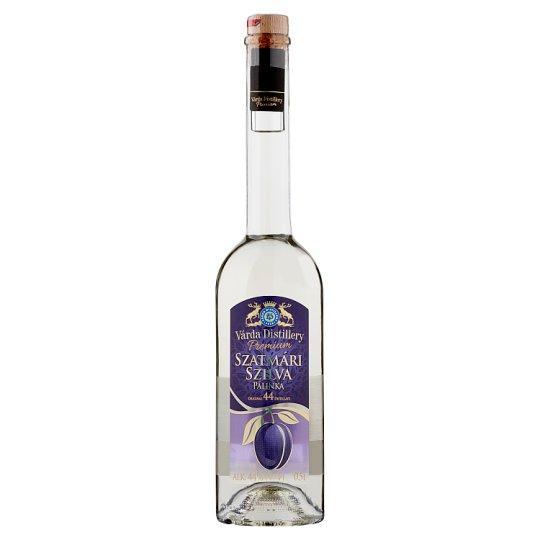 Várda Distillery Premium Szatmári szilva pálinka 44% 0,5 l