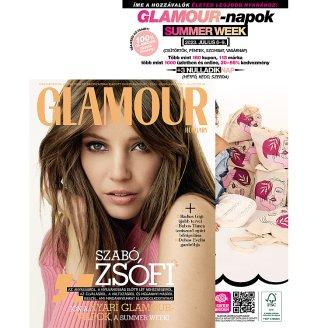 Glamour havonta megjelenő női magazin