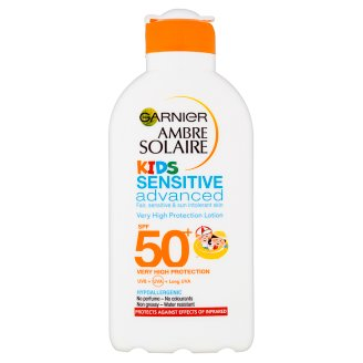 Garnier Ambre Solaire Kids Very High Protection Lotion SPF 50+ 200 ml