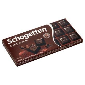 Schogetten Dark Chocolate 100 g