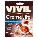 Vivil Creme Life Brasilitos Espresso kávé ízű cukormentes töltetlen keménycukor édesítőszerrel 40 g