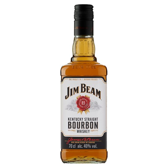 Jim Beam Bourbon Whiskey 40% 0,7 l