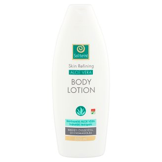 Soliteint Skin Refining Aloe Vera Body Lotion 500 ml