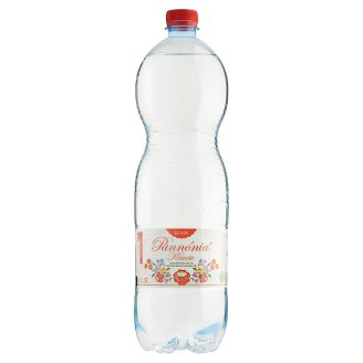 Pannónia Kincse Natural Alkaline Non-Carbonated Mineral Water 1,5 l